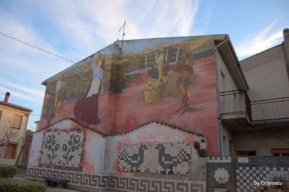 La vendemmia - Tinnura - Sardegna