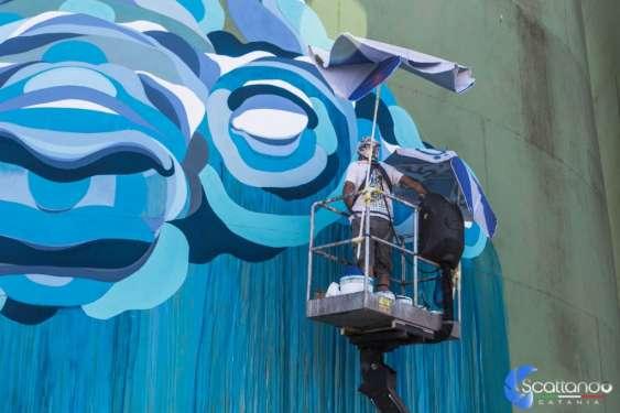 La storia non scritta di Colapesce - Street Art Silos