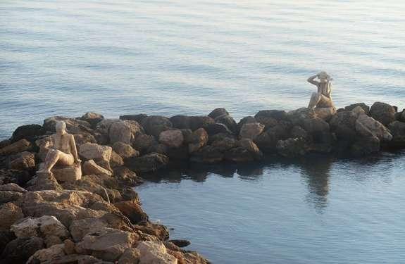 Le sirene del Lungomare e la leggenda di Skuma