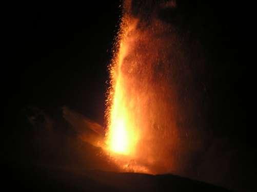 Etna - eruzioni