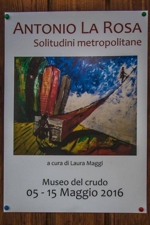 Solitudini metropolitane - San Sperate - Sardegna