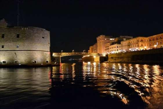 Castello Aragonese - principale attrazione tarantina
