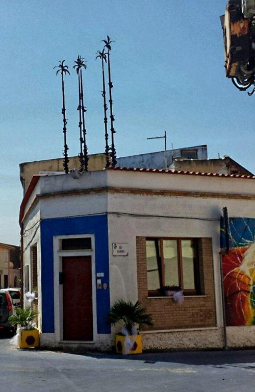 Omaggio a Gaudì - San Sperate - Sardegna