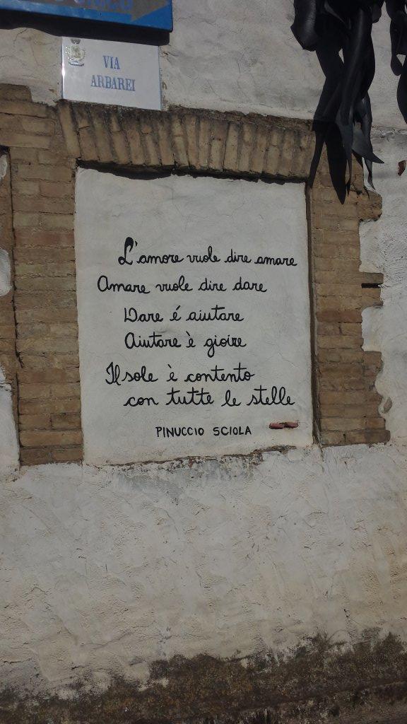 Lettere d'Amore - L'aspetto cupo dell'amore - San Sperate