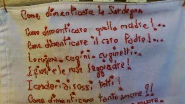 Come dimenticare la Sardegna - Bustianu