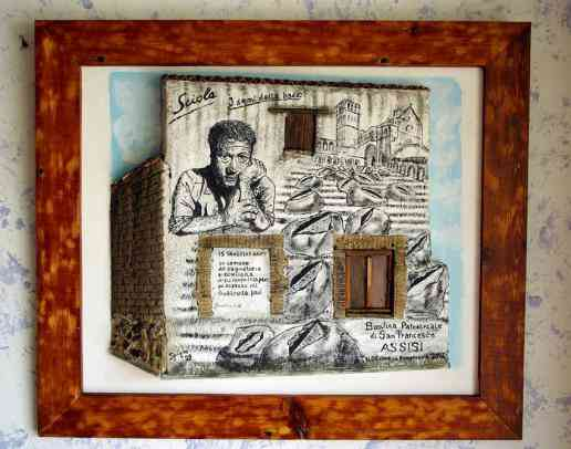 Giampaolo Spiga - Miniaturista - San Sperate