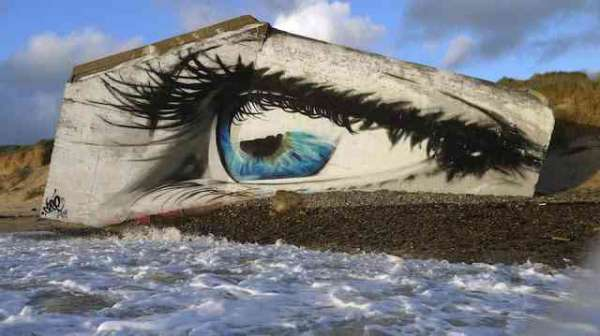 The Eye - Siouville-Hague - Francia