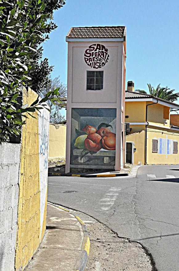 Frutta (cabina Enel)