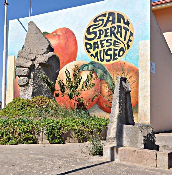 Il pugnale - San Sperate - Sardegna