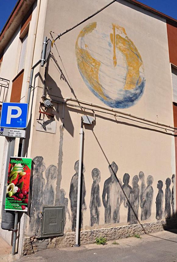 San Sperate: In ricordo della tragedia del Vermicino (1981)