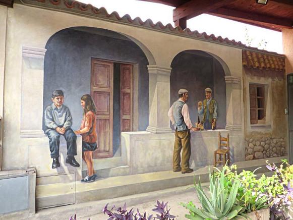 Murales - San Sperate - Sardegna