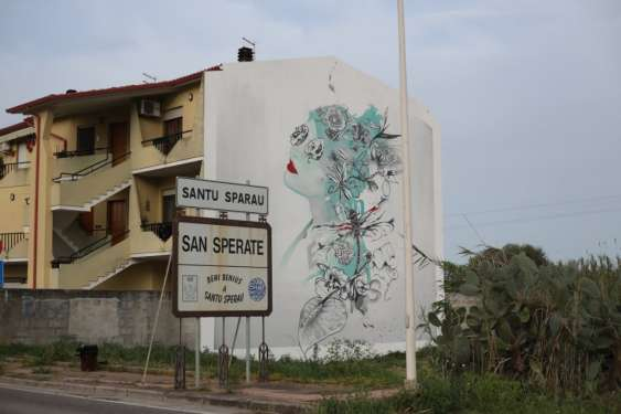 Telecinesi - San Sperate - Sardegna