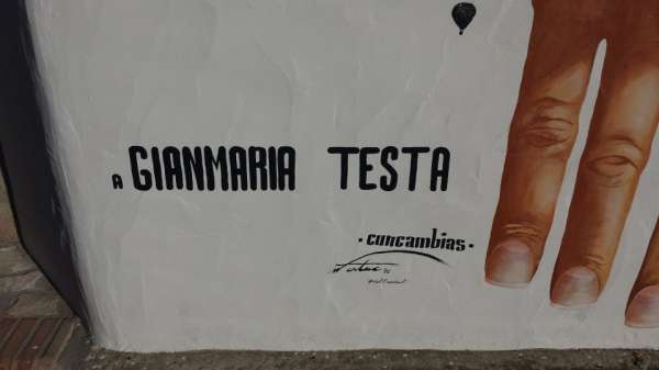 Gianmaria Testa Tribute - San Sperate - Sardinia