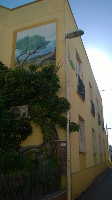 Contro gli incendi - San Sperate - Sardegna
