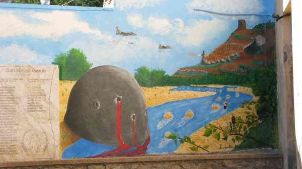 San Nicolò Gerrei: pace e guerra
