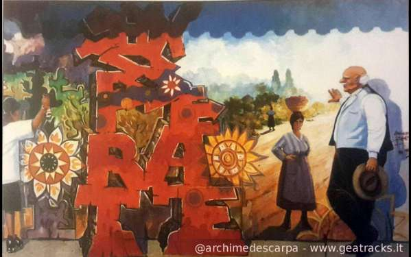 Ambienti e tendenze giovanili: i graffiti