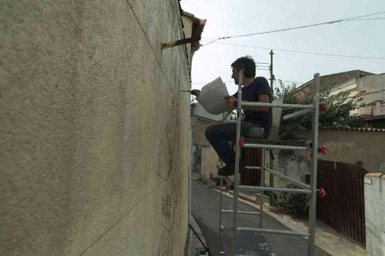 La schiavitù del lavoro - San Sperate - Sardegna