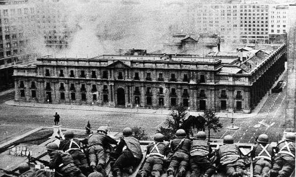 Cile - Cenni sul golpe, repressioni e muralismo
