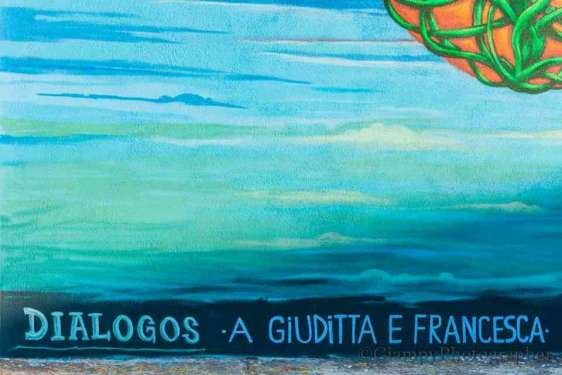Dialogos - Omaggio a Giuditta e Francesca