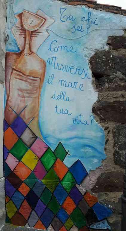 Teresa Podda - Artista di Orgosolo