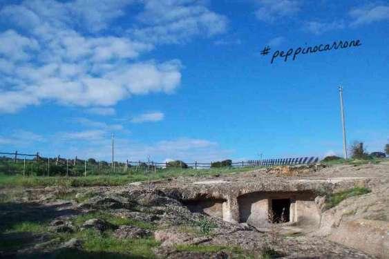Necropoli di Su Murrone - Chiaramonti - Sassari