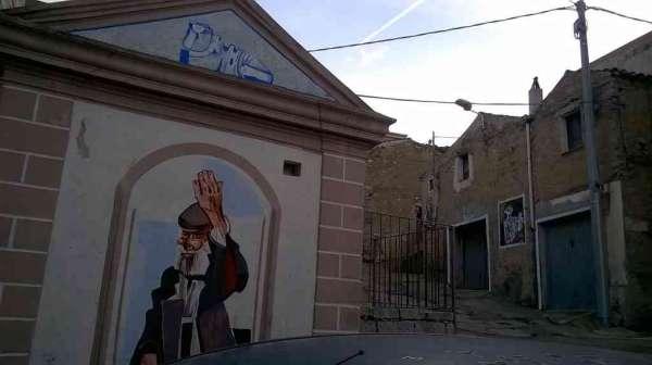 Omaggio ad un simbolo della rivolta di Pratobello, Zoeddu