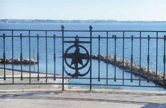 Monumento al Marinaio - Corso Due Mari, Borgo Nuovo, Taranto