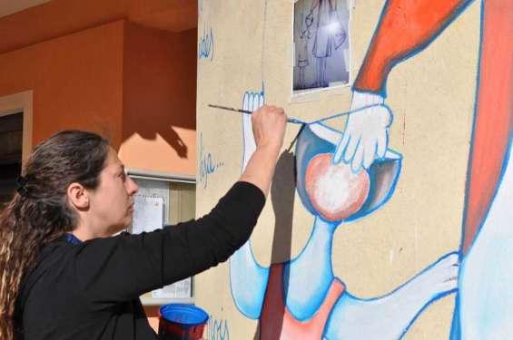 Orgosolo è presente al Murales Art Festival di Loceri