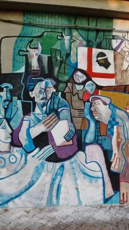 Armungia omaggia due sardi: Antonio Gramsci ed Emilio Lussu