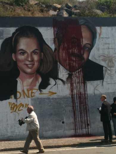 Un muro contro la mafia - Per non dimenticare - Catania