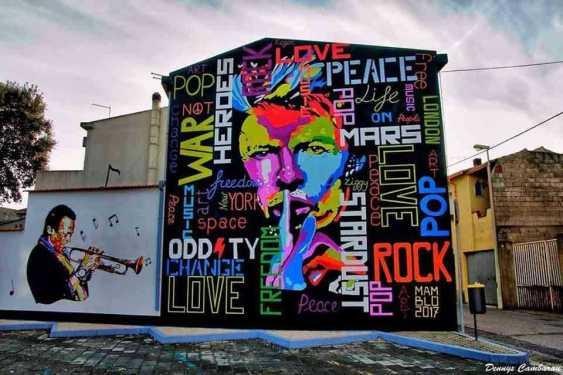 San Gavino: Nuovi tributi ad altri giganti della musica