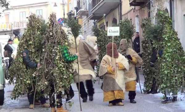 Satriano di Lucania - Potenza - Basilicata
