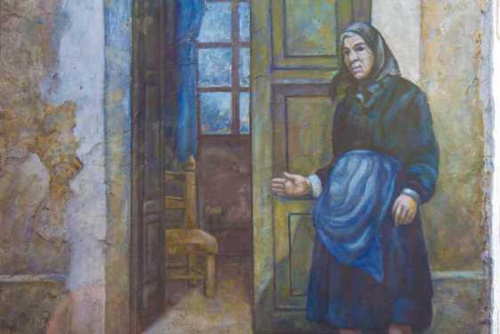 Omaggio a Zia Caterina - San Sperate - Sardegna
