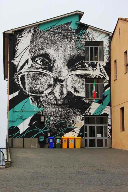 Maestra - Urban Vision Festiva 2015 - Acquapendente