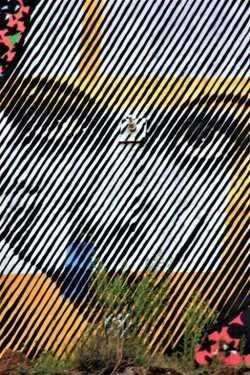 Chekos Art - Urban Vision Festival 2015 - Acquapendente
