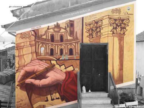 L'architettura di J.L. Caramuel - Sant'Angelo le Fratte (PZ)
