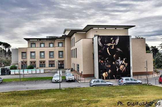 Le Sette opere di misericordia - Policlinico Gemelli - Roma