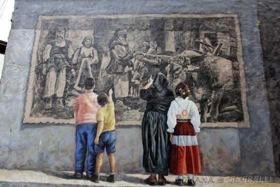 Tradizioni, un legame fra le generazioni - Fonni - Sardegna