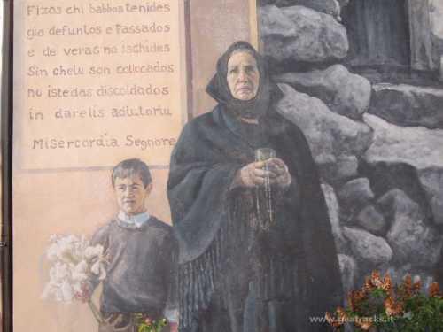 Sas animas de su prugadoriu - Fonni - Sardegna