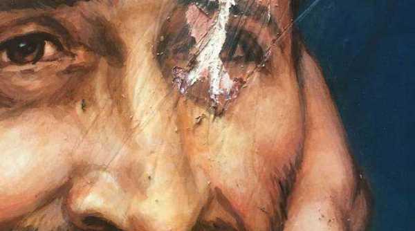 Genova: appare un murale dedicato a Peppino Impastato