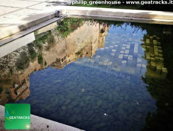 La città sommersa - Cagliari - Sardegna