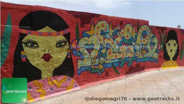 Graffiti - Cagliari - Sardegna