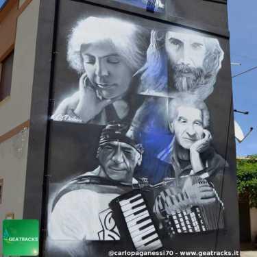"""""""Bagliori"""" a Villamar"""