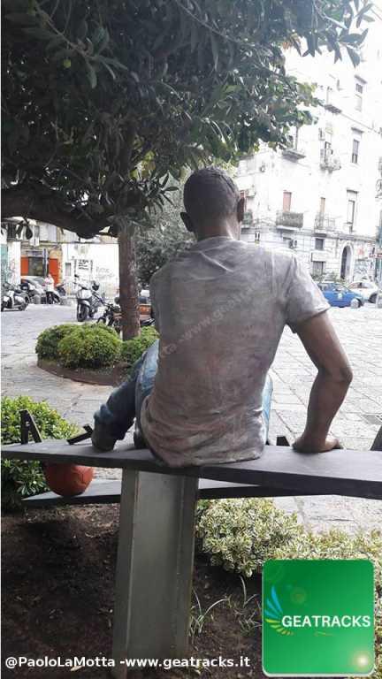 In-ludere: giocare contro. Tributo a Genny Cesarano - Napoli