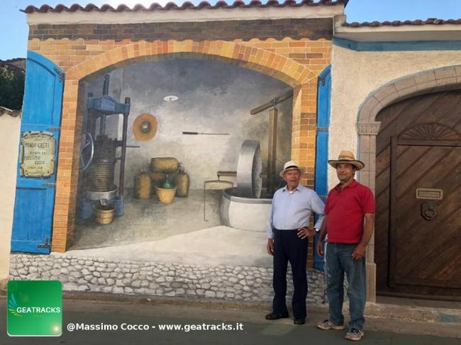 Sa moba e sa prenza de Ziu Mariu - San Sperate - Sardegna