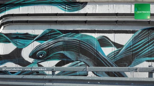Pescara: omaggio allo storico e nevralgico fiume della città