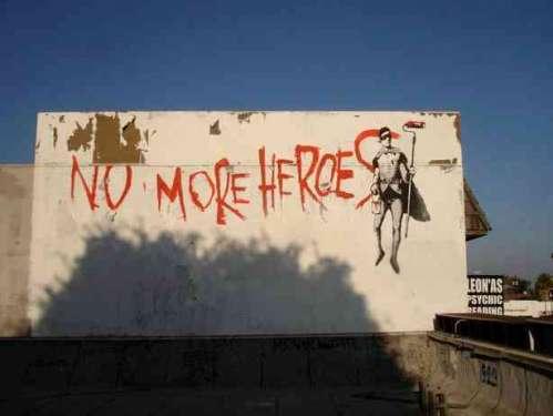 Banksy - Alcune opere realizzate in giro per il mondo