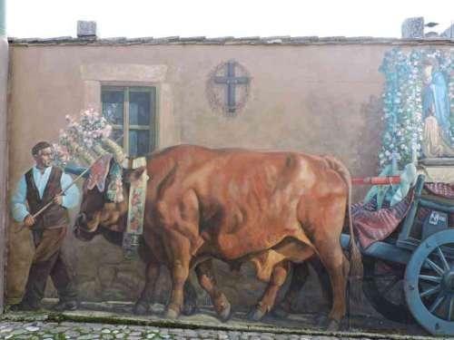 Processione della Madonna d'Itria - Nureci - Oristano
