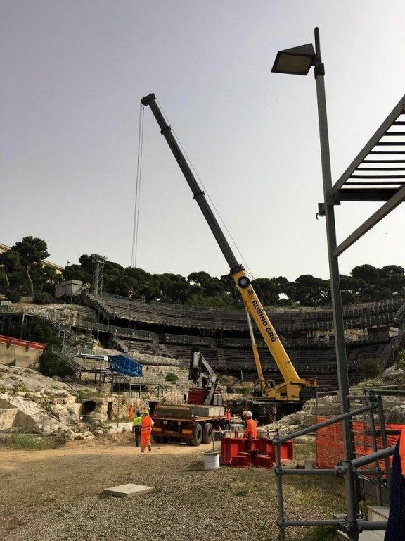 Anfiteatro Romano - Cagliari