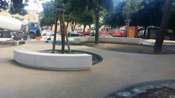Piazza San Michele - Cagliari